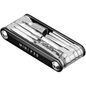 Topeak Mini P20 Multiutensile, black